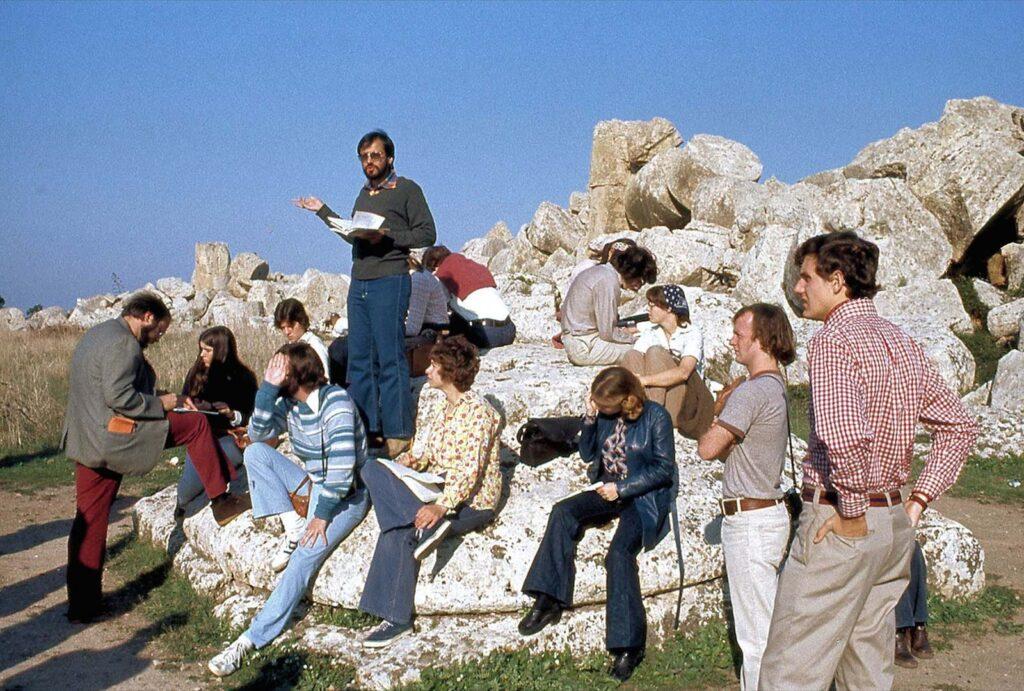 Selinunte, Temple G, ICCS, Peter Burian, 11-75